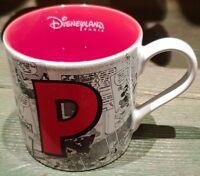 MUG P Disneyland Paris