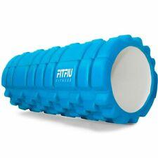Agroverd Rodillo Fitness Deslizante Roller, Diámetro 14cm - Azul