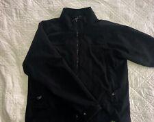 Men's EMS softshell jacket black L EUC