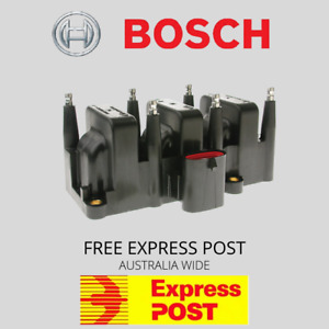 BOSCH IGNITION COIL SUITS FORD LTD DF AU I  4.0 6 CYLINDER SERIES 1