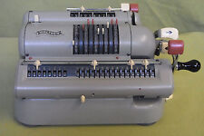 Rechenmaschine - Walther Mod. WSR 160 - Büromaschinen GmbH Niederstotzingen