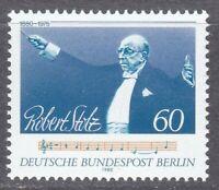 Berlin 1980 MNH Mi 627 Sc 9N456 Robert Stolz , German composer,conductor  **