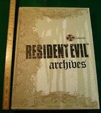 Resident Evil Archives - Das ultimative Nachschlagewerk und Begleitbuch