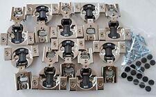 10 Pcs (Five Pairs) Soft Close Blum Blumotion Press In Hydraulic Compact Hinge B