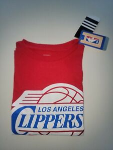 Los Angeles Clippers  TEAM ADIDAS LARGE TSHIRT - BRAND NEW *****ON SALE*****