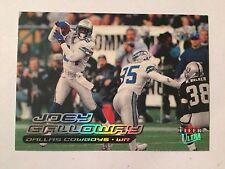 2000 Ultra #144 - Joey Galloway - Dallas Cowboys