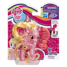 MY LITTLE PONY MEADOW FLOWER PEARLIZED FIGURE EXPLORE EQUESTRIA NEW