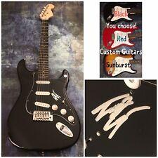 GFA Static-X Asesino * TONY CAMPOS * Signed Autographed Electric Guitar  COA