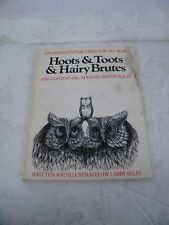 Vintage 1985 Child's Book Hoots & Toots & Hairy Brutes