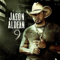 JASON ALDEAN 9 CD NEW