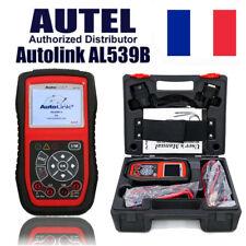Autel AL539B Testeur de Batterie OBD2 Diagnostic Auto Valise Diagnostique Pro FR