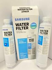 New listing Samsung Haf-Cin 2 Pack Refrigerator Water Filter Haf-Cin-2P/Exp