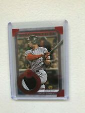 2016 Topps Museum Collection Green #36 Giancarlo Stanton //199 Miami Marlins
