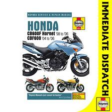 [3915] Honda CB600F Hornet CBF600 1998-2006 Haynes Workshop Manual