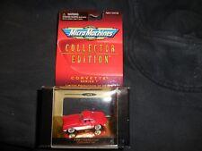 Galoob Micro Machines Corvette Series 1 1961 Hard Top Red 2