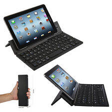 BT Blusens Tablet Touch 9,7 Alu Faltbare QWERTY Keyboard  F18 schwarz
