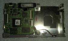Casio EX-ZS10 Hauptplatine I/O Board mit Bltzlicht, Akkufach und Kartenslot
