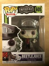 Funko Pop! BEETLEJUICE, Movies, Horror, 605, With Hat!