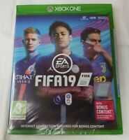 FIFA 19 for Xbox One Brand new and Factory Sealed FAST FREE SHIPMENT