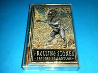 Rolling Stones Bridges to Babylon Music Cassette (1997)