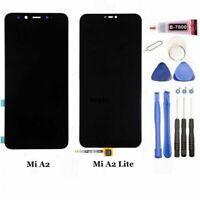 Pantalla Xiaomi Mi 6X Mi A2 / Mi A2 LITE Redmi 6 PRO Completa LCD Tactil Negra