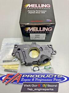 Melling M Select 10295 CHEVY LS LS1 LS2 LS3 High Pressure Performance Oil Pump