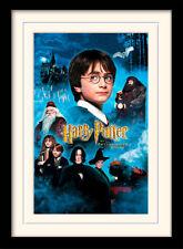 Harry Potter Piedra Filosofal Enmarcado & Paspartú Estampado