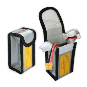 LiPO Battery Fireproof Charge Safety Bag