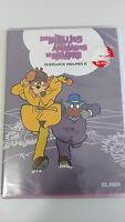 Sherlock Holmes II DVD Animazione 4 Serie Hayao Miyazaki Ghibli