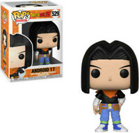 FUNKO POP! ANIMATION: Dragon Ball Z - Android 17 [New Toys] Vinyl Figure