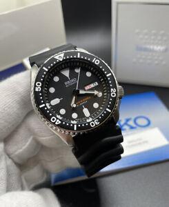 Seiko Skx007J1 Automatic Divers Watch Brand New **UK Seller* SKX007J
