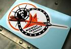 Vintage Style MIDWEST PRODUCTS COMPANY • MPC • Logo sticker • RC • Control Line