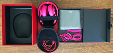 Beats MIXR By Dr.Dre Headphones Hot Pink Original Box Wired On Ear Pre-Owned