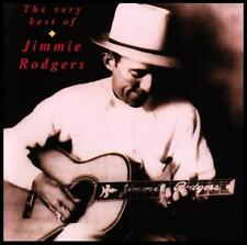 JIMMIE RODGERS - VERY BEST CD ~ COUNTRY/YODELING *NEW*