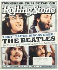 ROLLING STONE MAGAZINE ISSUE 916 THE BEATLES LOST TAPES FEB 20 2003 VERY RARE