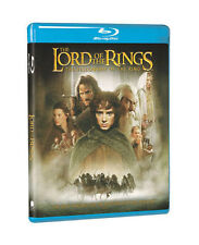 The Lord of the Rings: The Fellowship of the Ring (Blu-ray/DVD, 2010, 2-Disc...