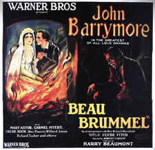 Beau Brummel John Barrymore movie poster print #34
