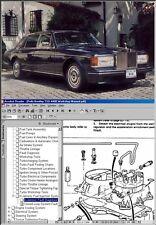 BENTLEY / ROLLS ROYCE Workshop & Service Manual CD '81-'87!