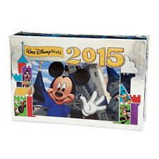 disney walt disney world 2015 mickey photo album small new