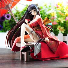 NEW Native Tony Geisha sakuran Invitation kimono Nakahara Tomoe PVC Figure box
