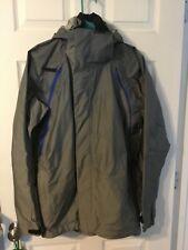 Bonfire Xlt T20M, small, snow sport jacket, ski or snowboard. grey/blue.