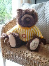 ☻ Peluche Doudou Ours Giorgio Beverly Hills 2004