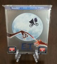 E.T. The Extra Terrestrial Future Shop Exclusive Steelbook Anniversary Edition