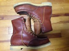 Vintage Winter Red wing S75 Sz 7.5 D Made in U.S.A.