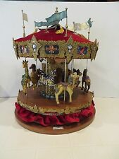 Carousel w/Animals