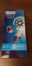 BNIB Oral-b pro  2 2000N by Braun, electric rechargeable toothbrush