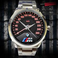 Men Fashion BMW IM M3 M Logo Speedometer Car Accessories Sport Metal Watch