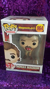 Funko Pop Television Magnum P.I. Thomas Magnum Tom Selleck #964