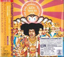 THE JIMI HENDRIX EXPERIENCE-AXIS: BOLD AS LOVE-JAPAN DIGIPAK CD+DVD Ltd/Ed I45