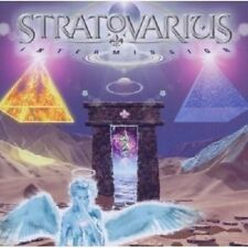 "Stratovarius ""Intermission"" CD NUOVO"